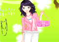 Spring Girl Fashion